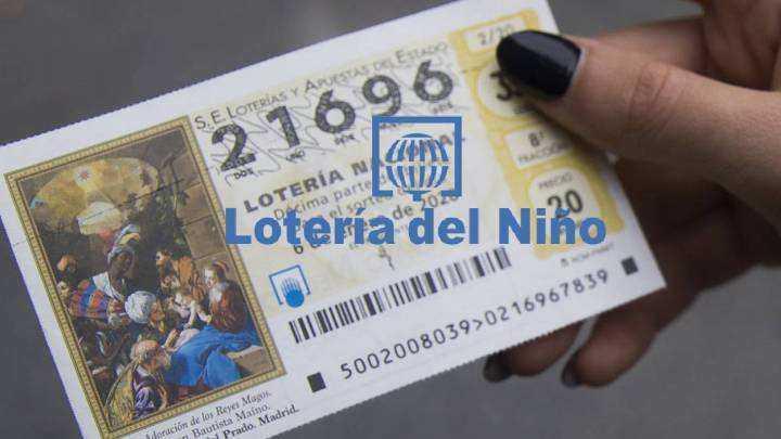 Buscar nъmeros de la loterнa del niсo 2020