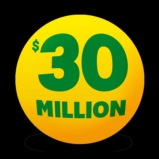 Австралийская лотерея monday lotto